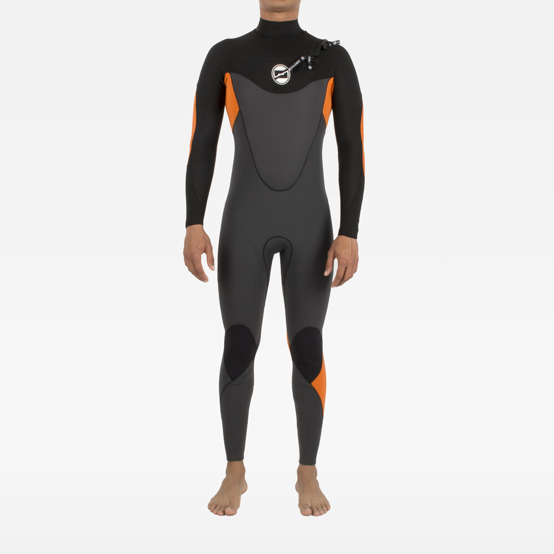 Traje de surf polemic MID PLUS SERIES-3
