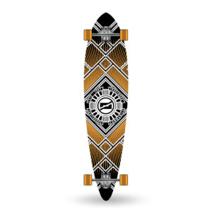 tabla Longboard completo polemic