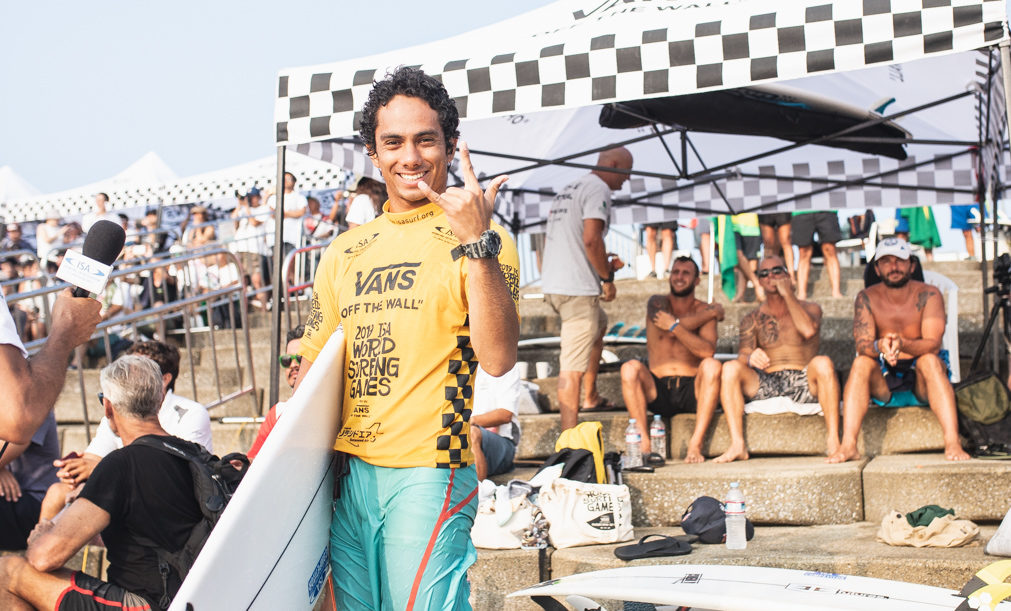 ISA World Surfing Games 2019