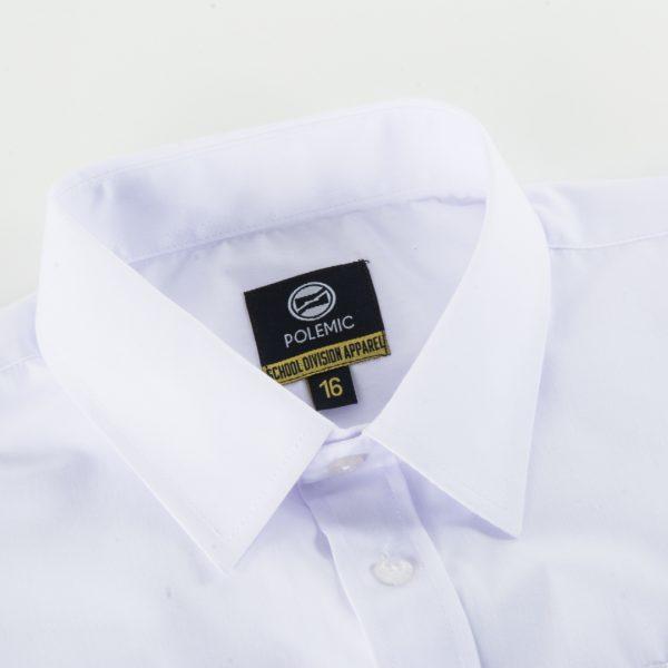 Camisa escolar polemic