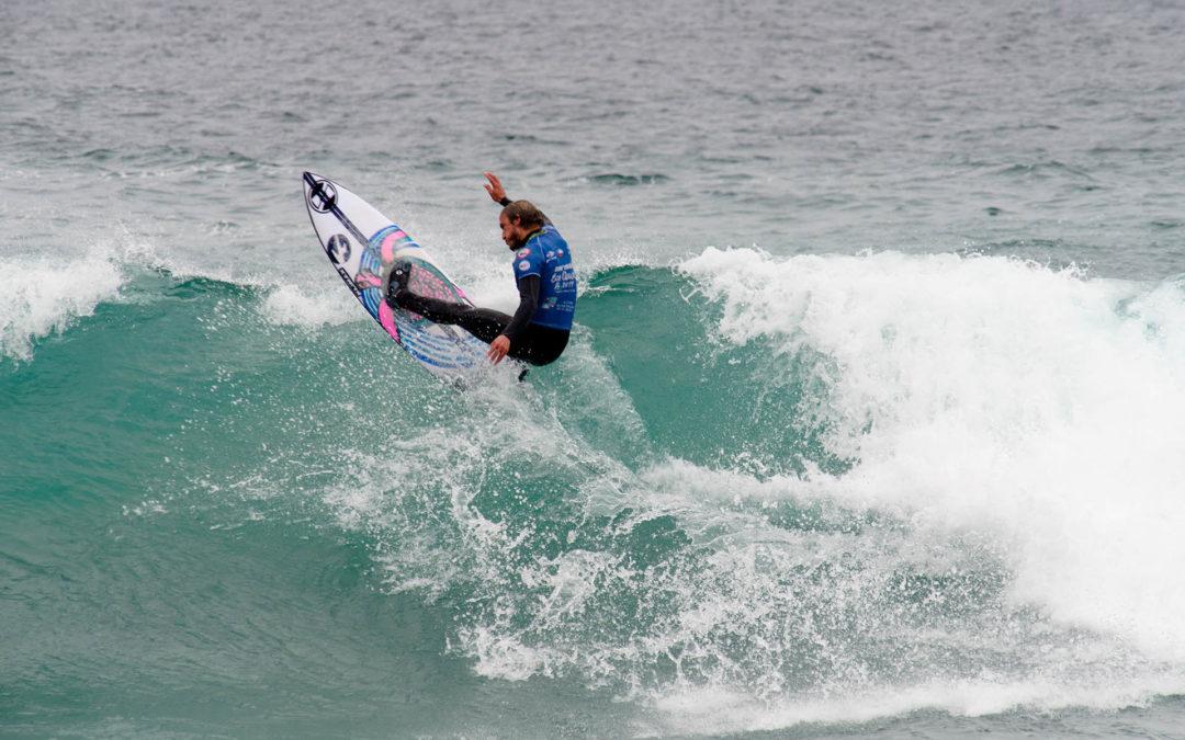 Épica final 4ta fecha circuito nacional de surf eco Quisco Pro 2019